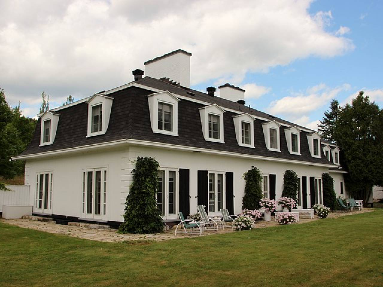 11 - Domain and cottage for rent, La Malbaie (Code - 359, charlevoix)