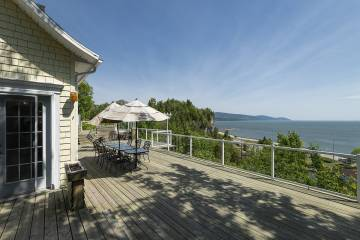 House for rent - La Malbaie, charlevoix (630)
