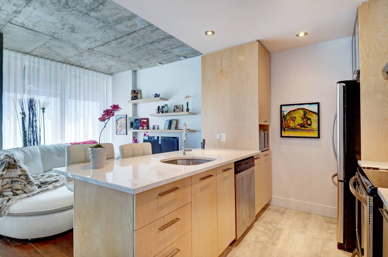 9 - Condo for rent, Quebec City (Code - 760207, old-quebec-city)
