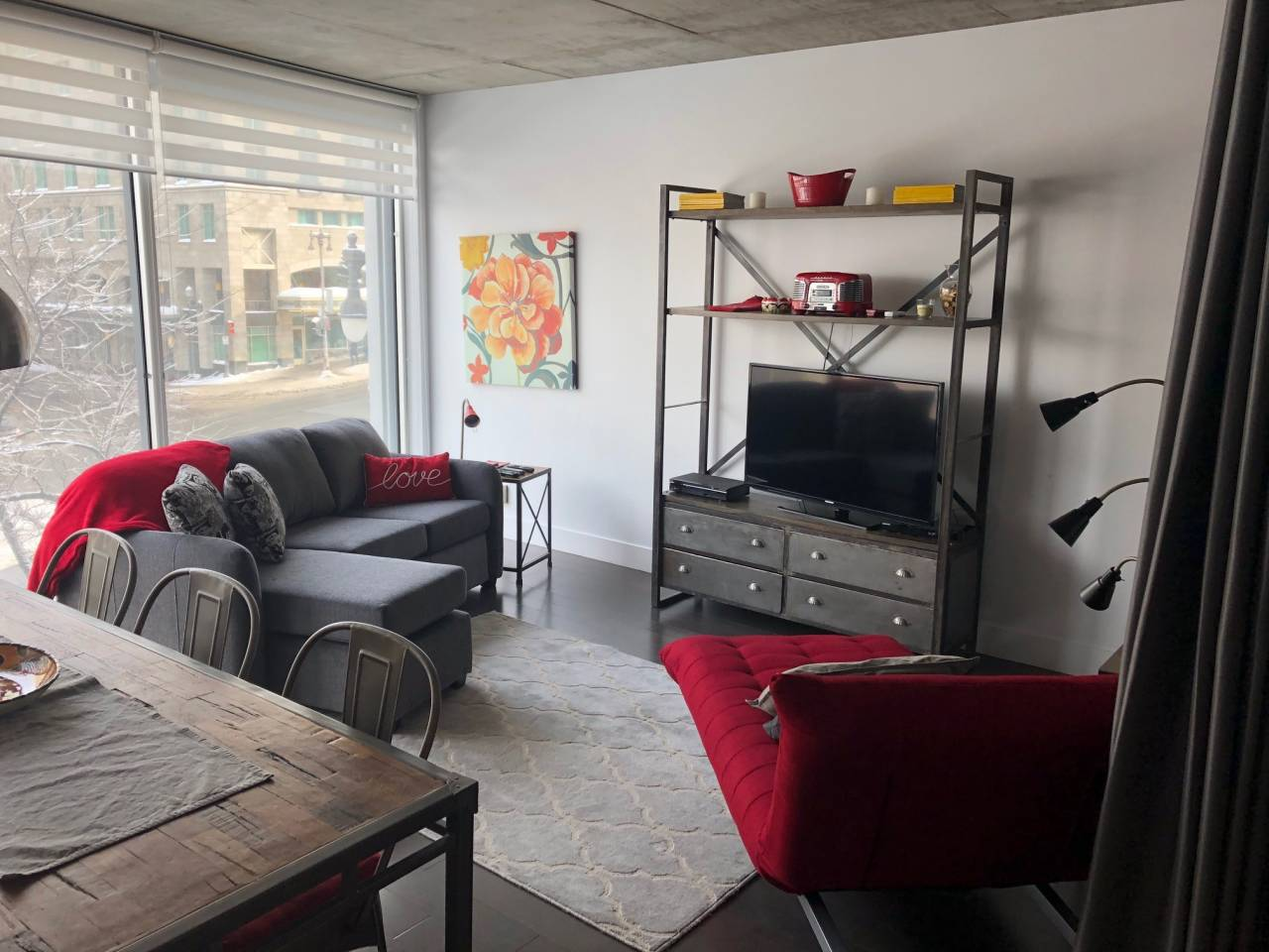 1 - Condo for rent, Old Quebec City (Code - 760209, old-quebec-city)