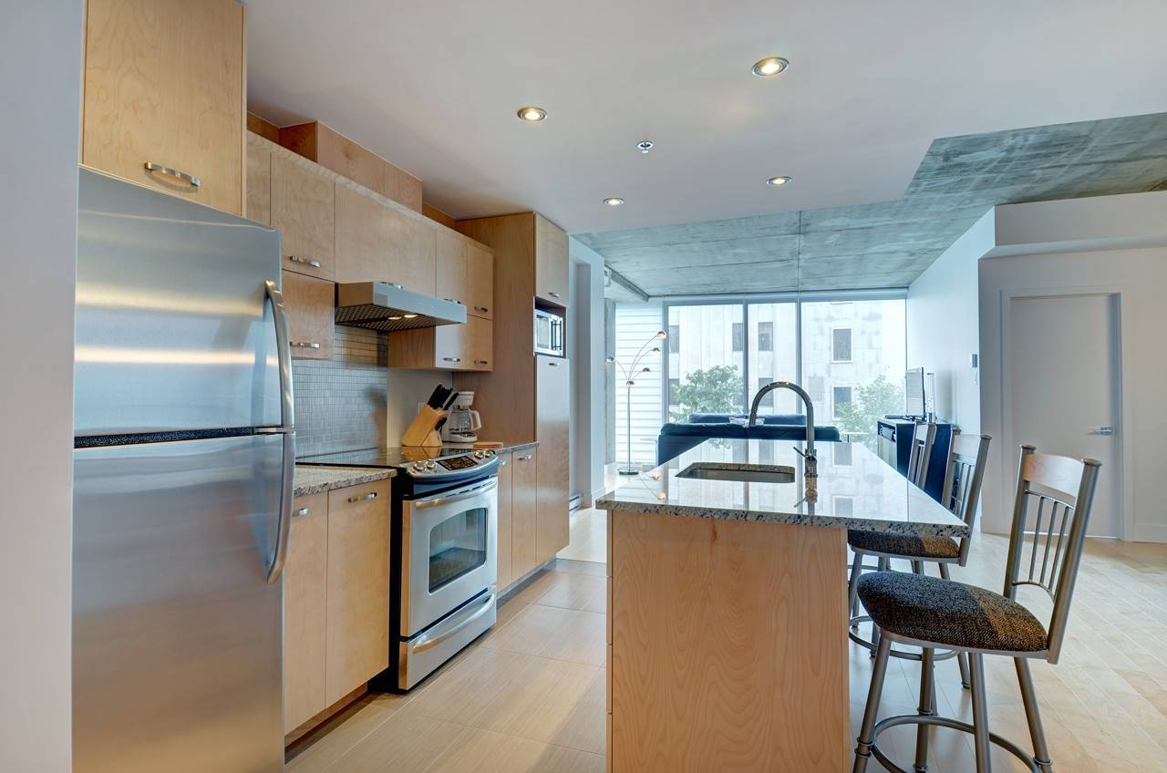 7 - Condo for rent, Old Quebec City (Code - 760210, old-quebec-city)
