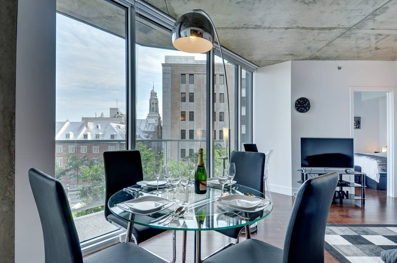 2 - Condo for rent, Old Quebec City (Code - 760212, old-quebec-city)