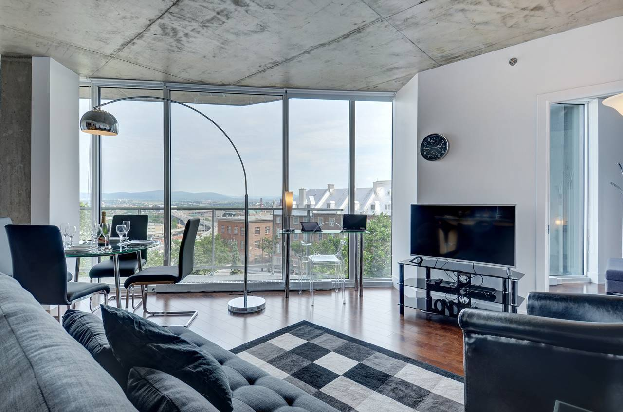1 - Condo for rent, Old Quebec City (Code - 760212, old-quebec-city)