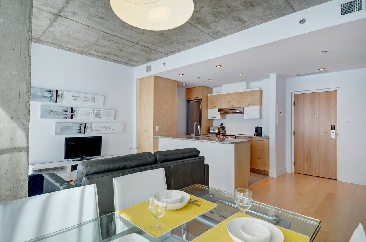 5 - Condo for rent, Old Quebec City (Code - 760307, old-quebec-city)