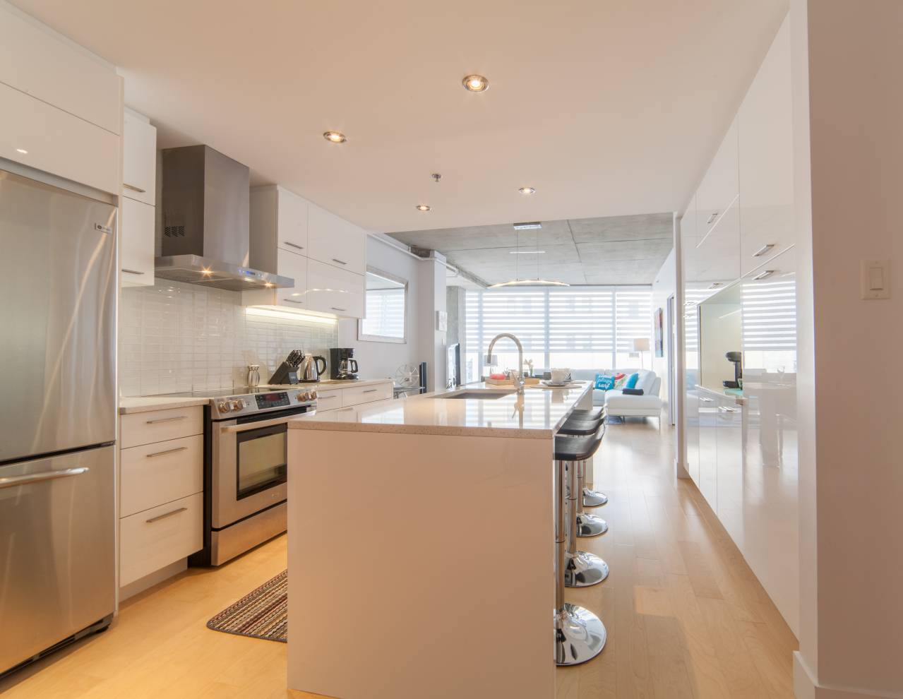 5 - Condo for rent, Old Quebec City (Code - 760311, old-quebec-city)