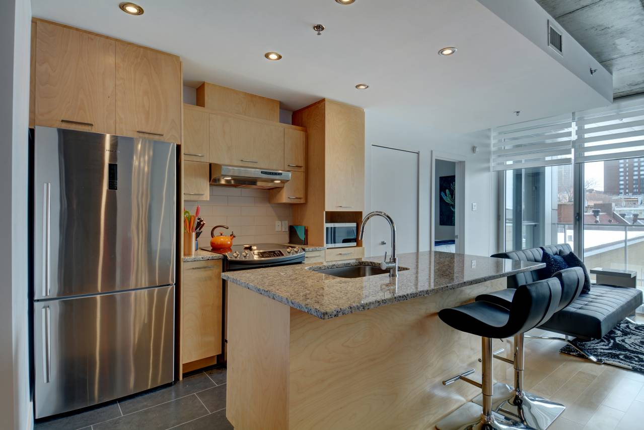 4 - Condo for rent, Old Quebec City (Code - 760505, old-quebec-city)