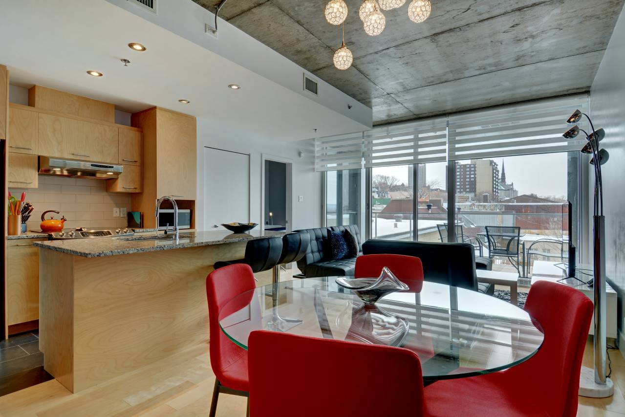 9 - Condo for rent, Old Quebec City (Code - 760505, old-quebec-city)
