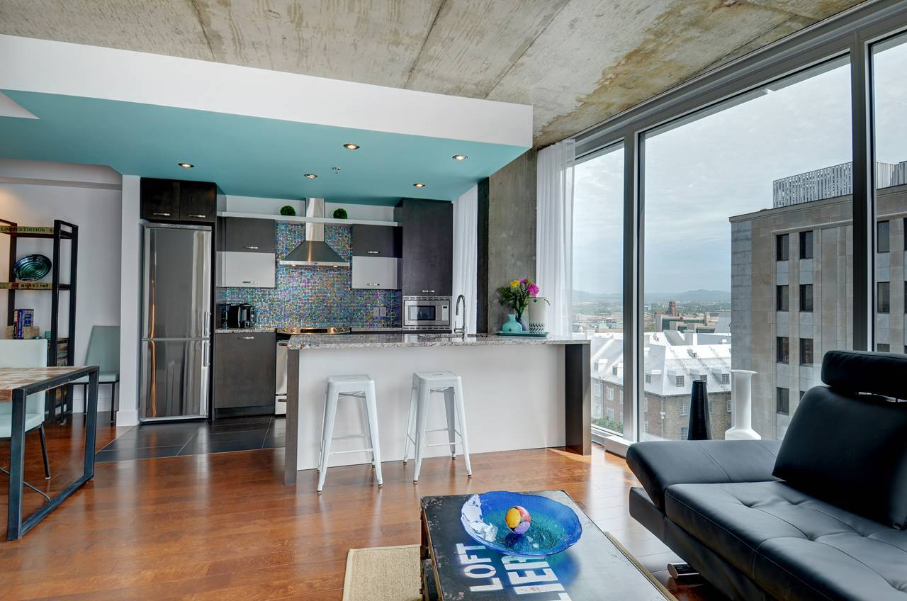 3 - Condo for rent, Old Quebec City (Code - 760508, old-quebec-city)