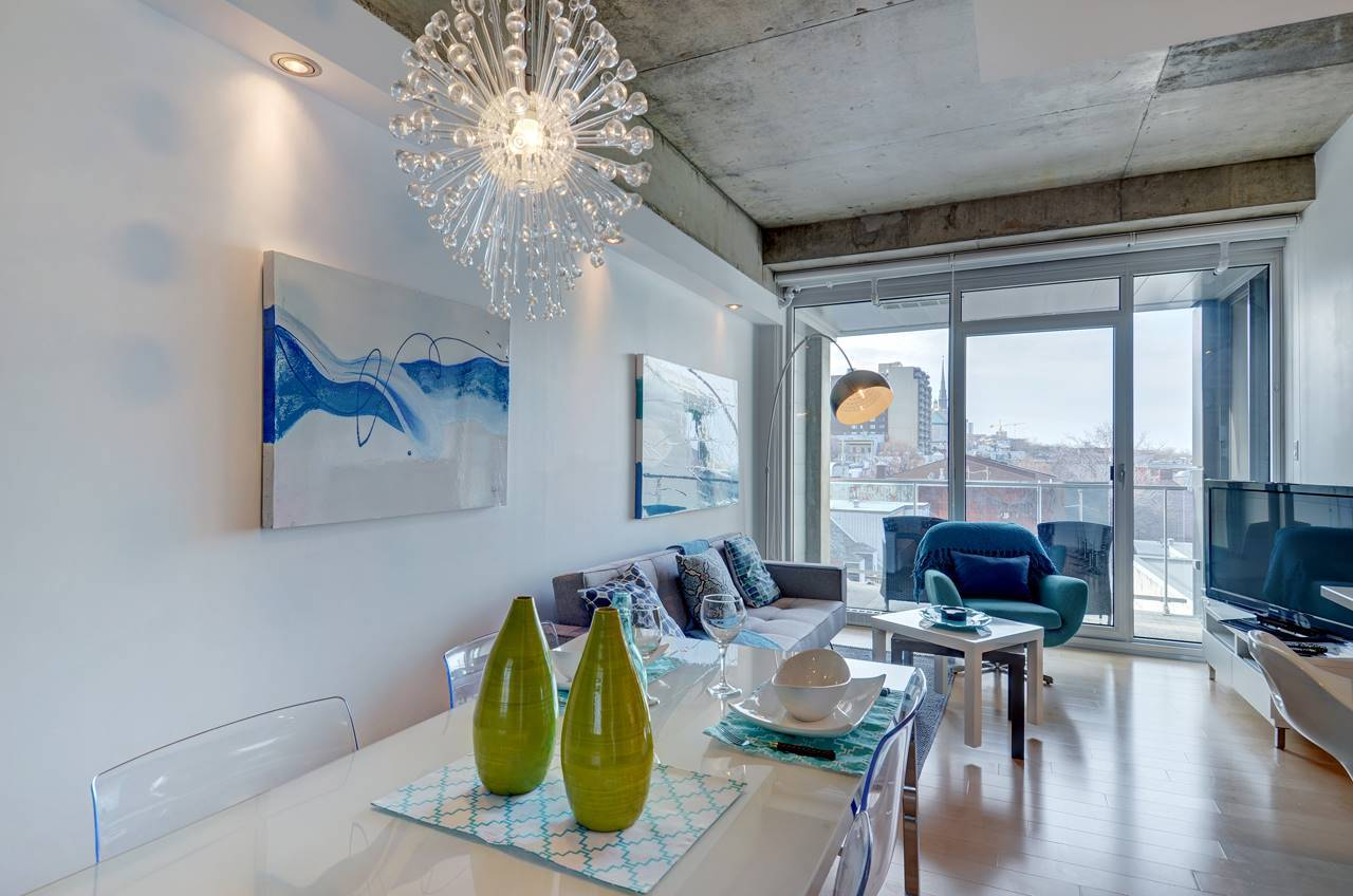 6 - Condo for rent, Old Quebec City (Code - 760604, old-quebec-city)