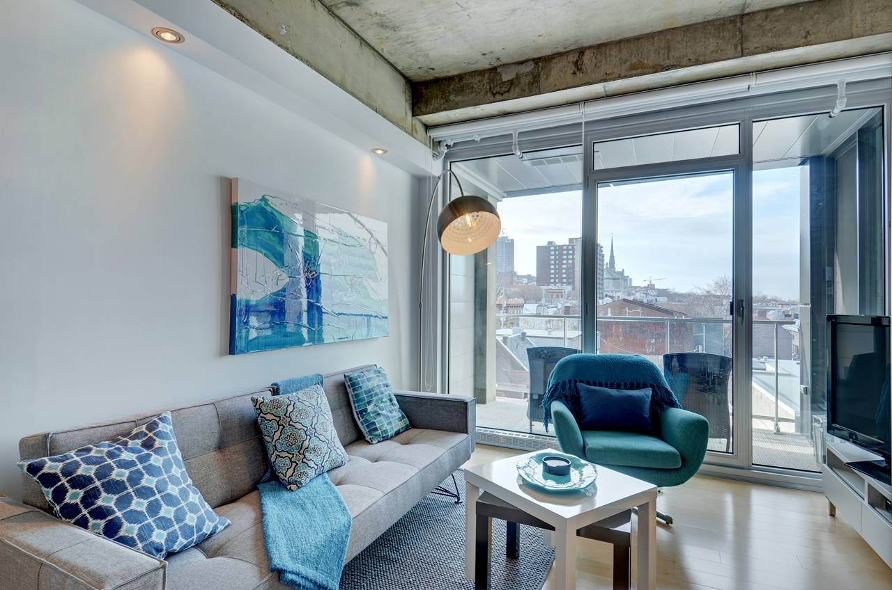 1 - Condo for rent, Old Quebec City (Code - 760604, old-quebec-city)