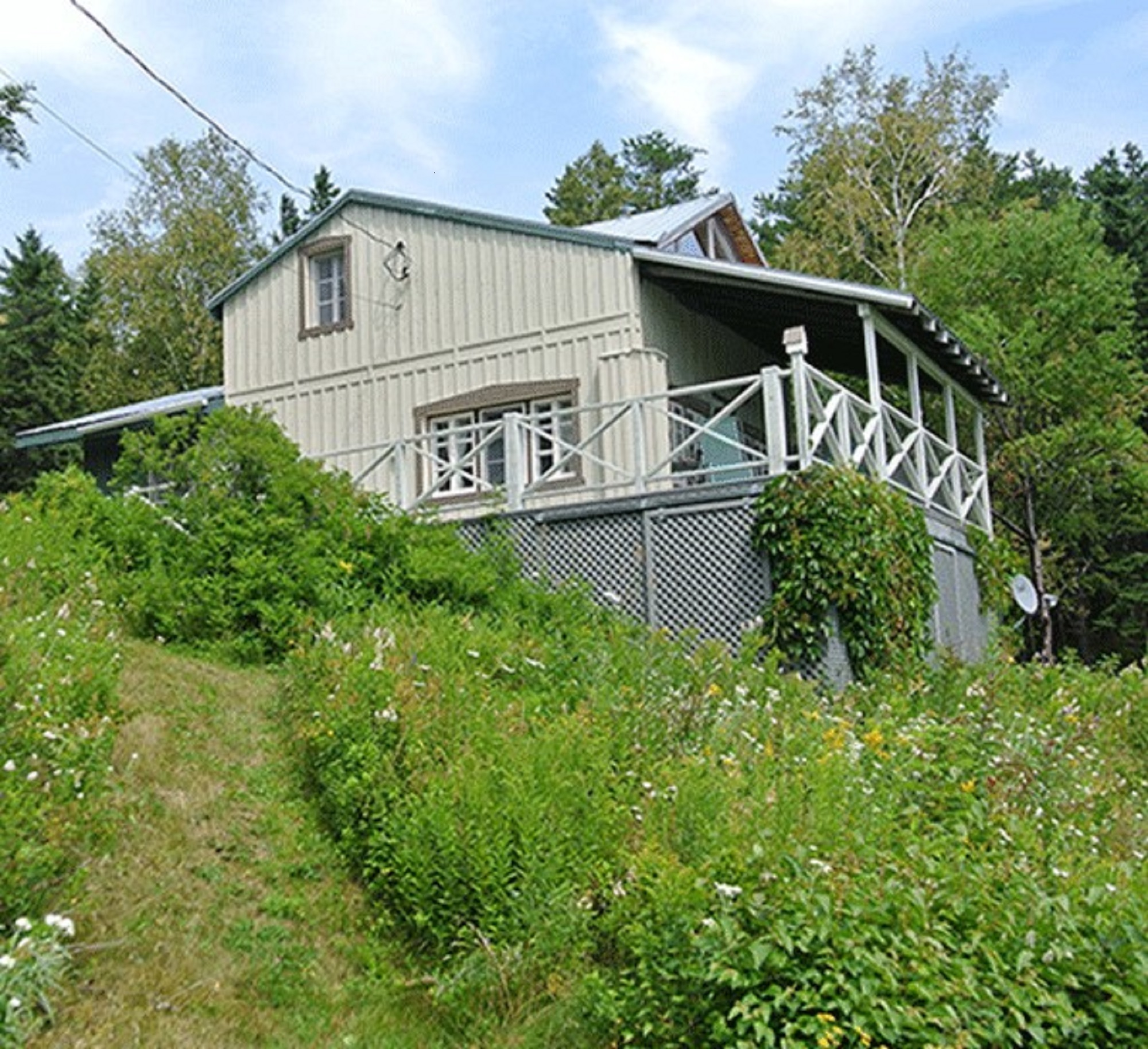 saint for and rental code rent in photo rentals cottage ir n charlevoix cottages domain irenee e