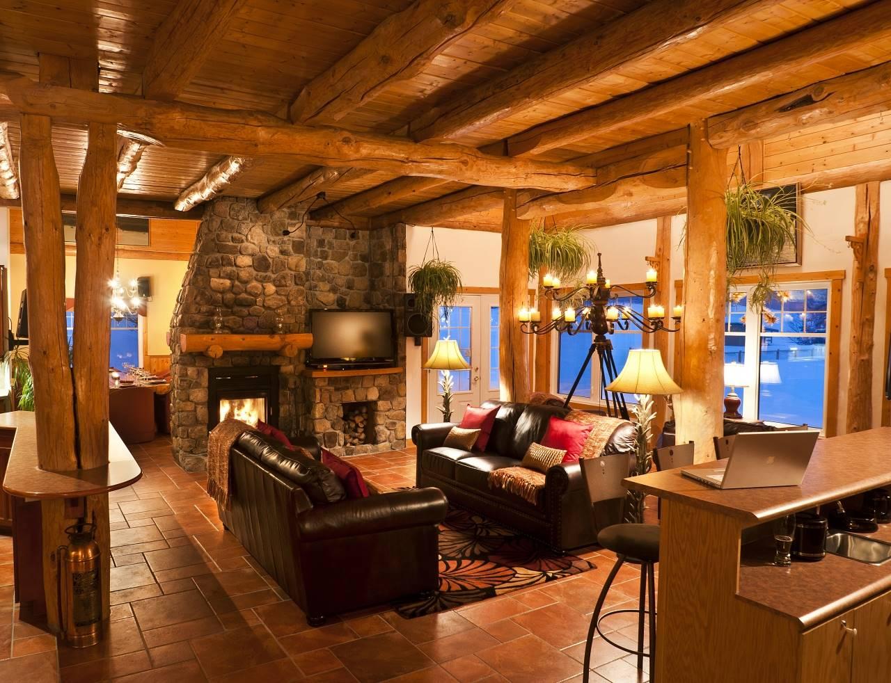 domaine et chalet louer baie saint paul charlevoix 236. Black Bedroom Furniture Sets. Home Design Ideas